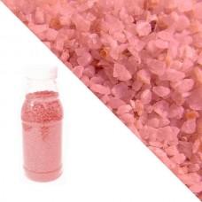 Розовая кварцевая крошка RAL3014 (antique pink)