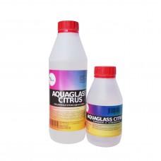 AquaGlass Citrus 750 грамм (прозрачная эпоксидная смола)