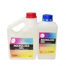 AquaGlass GEL 3000 грамм (густая смола для рисования)